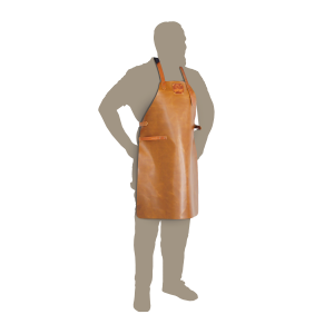 Ofyr Barbecue Leren Schort Leather Apron
