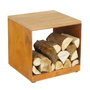Ofyr Barbecue Wood Storage Hocker