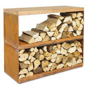 Ofyr Barbecue Woodstorage Dressoir